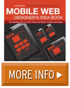 mobile web designers idea book the ultimate guide to